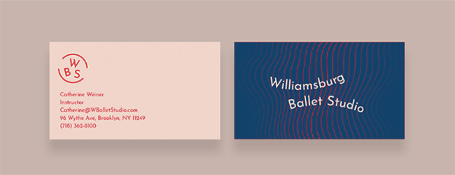 - BUSINESS CARDS