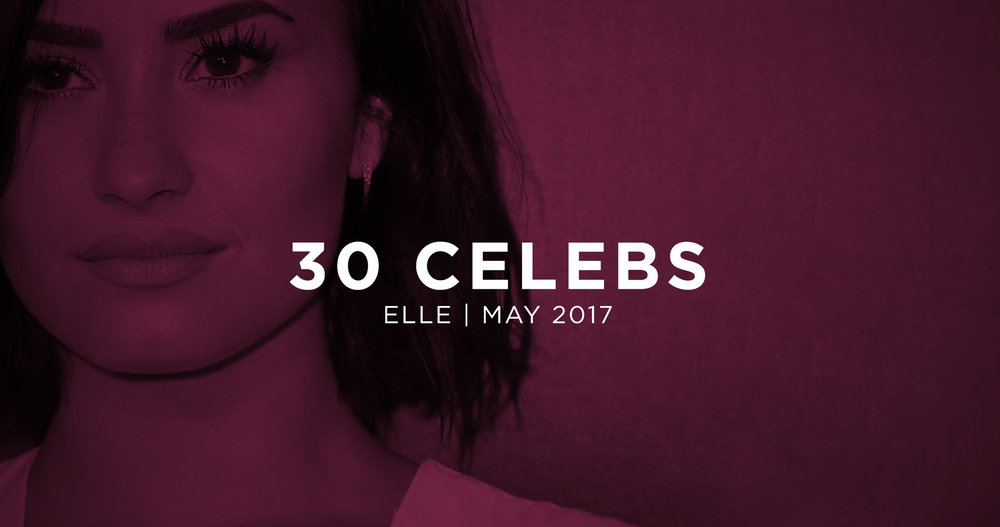 30 celebrities with depression, anxiety, and mental health issues. May 31, 2017