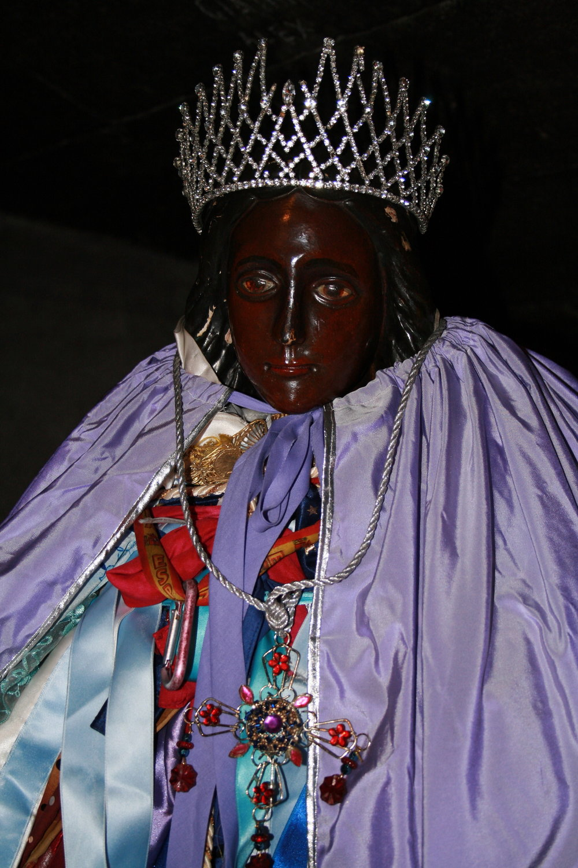 Sarah la Kali, Black Madonna of Ste Marie de la Mer