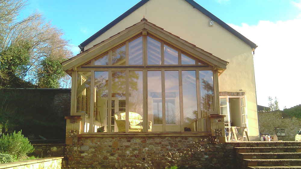 Garden Rooms,  Conservatories and Orangeries -