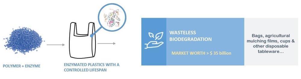 © CARBIOS - Biodegradation technology dedicated to single-use plastics