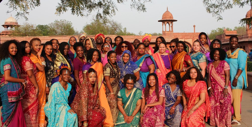 Nomadness Travel Tribe travelers in India