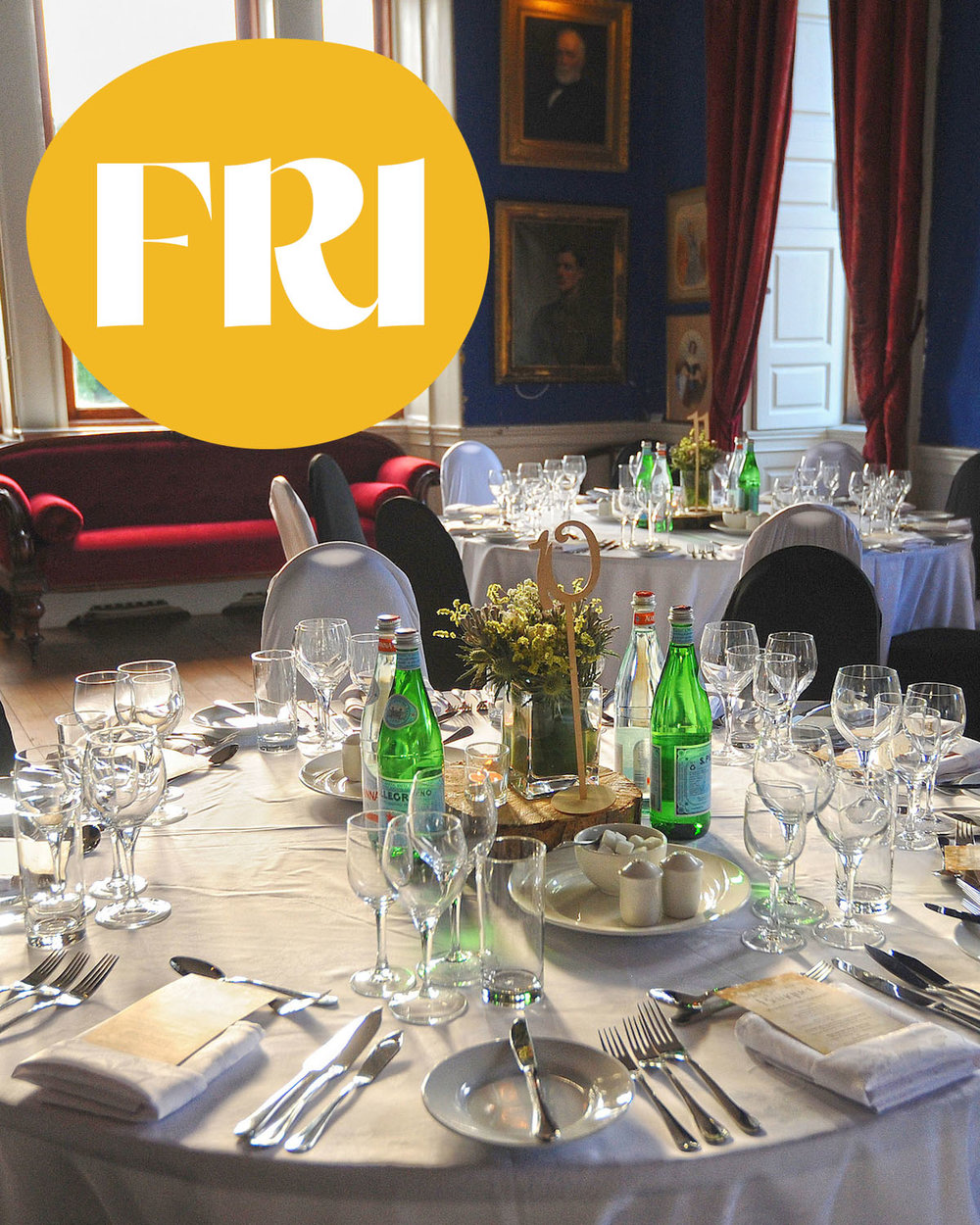 Friday, June 29th 2018:  The Banquet – A Celebration Of Mayo Food  Historic Westport House provides a stunning backdrop to Westport Food Festival's black tie banquet – Friday's flagship event.