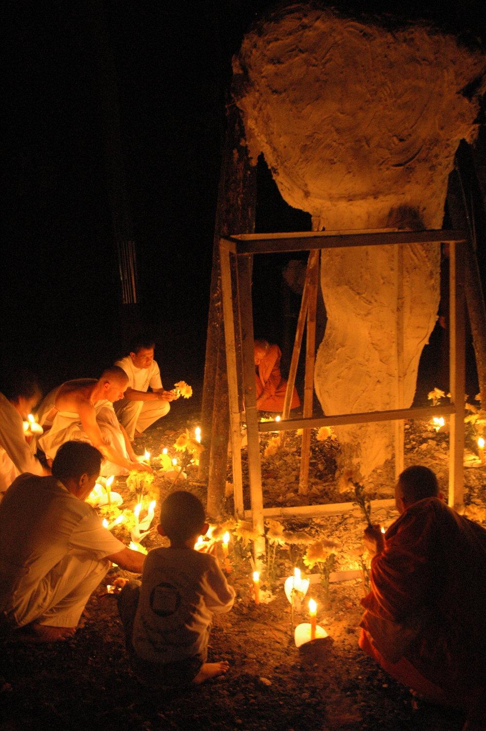 04 Magha Puja Circumambulation 13.JPG