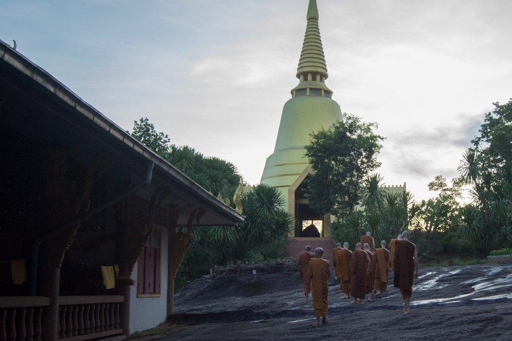 Wat Tham Saeng Phet (Luang Por Thun)