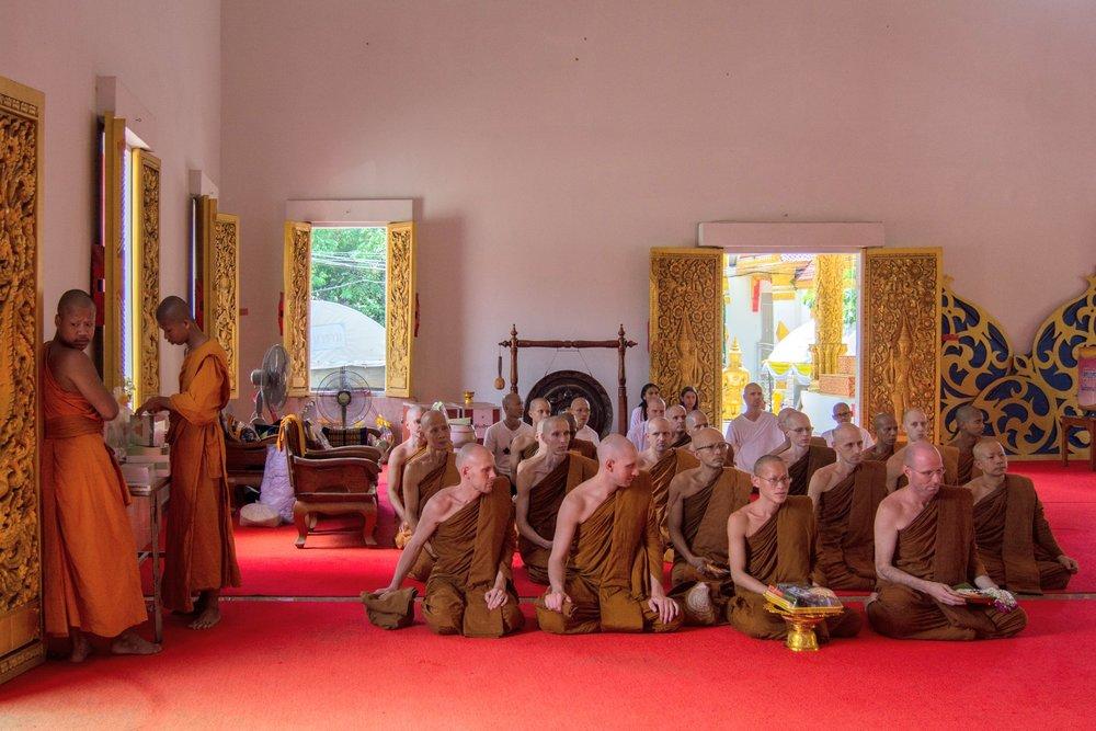 Wat Manivanaram (Phra Thepvarajahn)