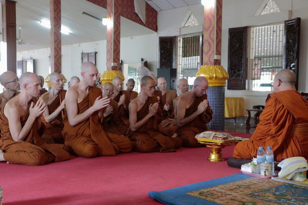 Wat Saraphatnueg (Phrakhru Silasarakhun)
