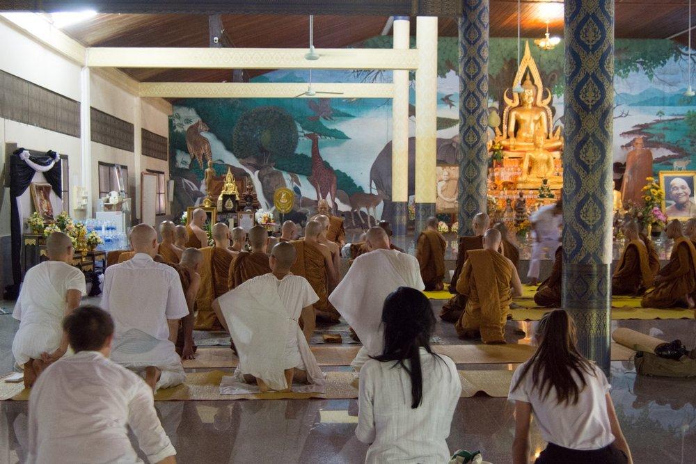 Wat Pah Nam Kam Goeng (Luang Por Damrong)