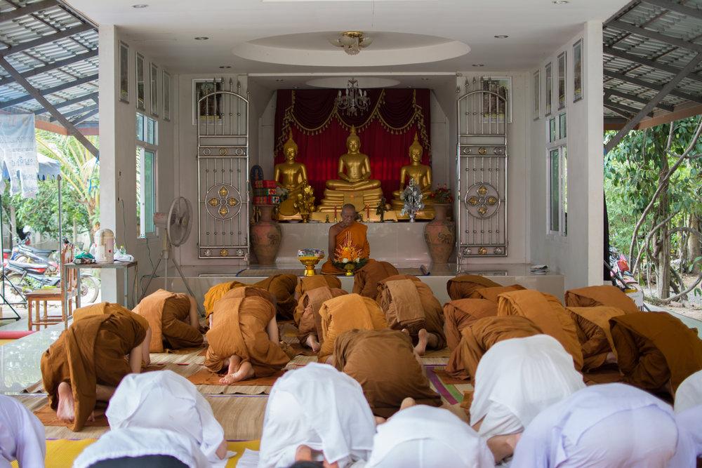 Wat Bahn Don Chat (Phrakhru Suthammaprasut)