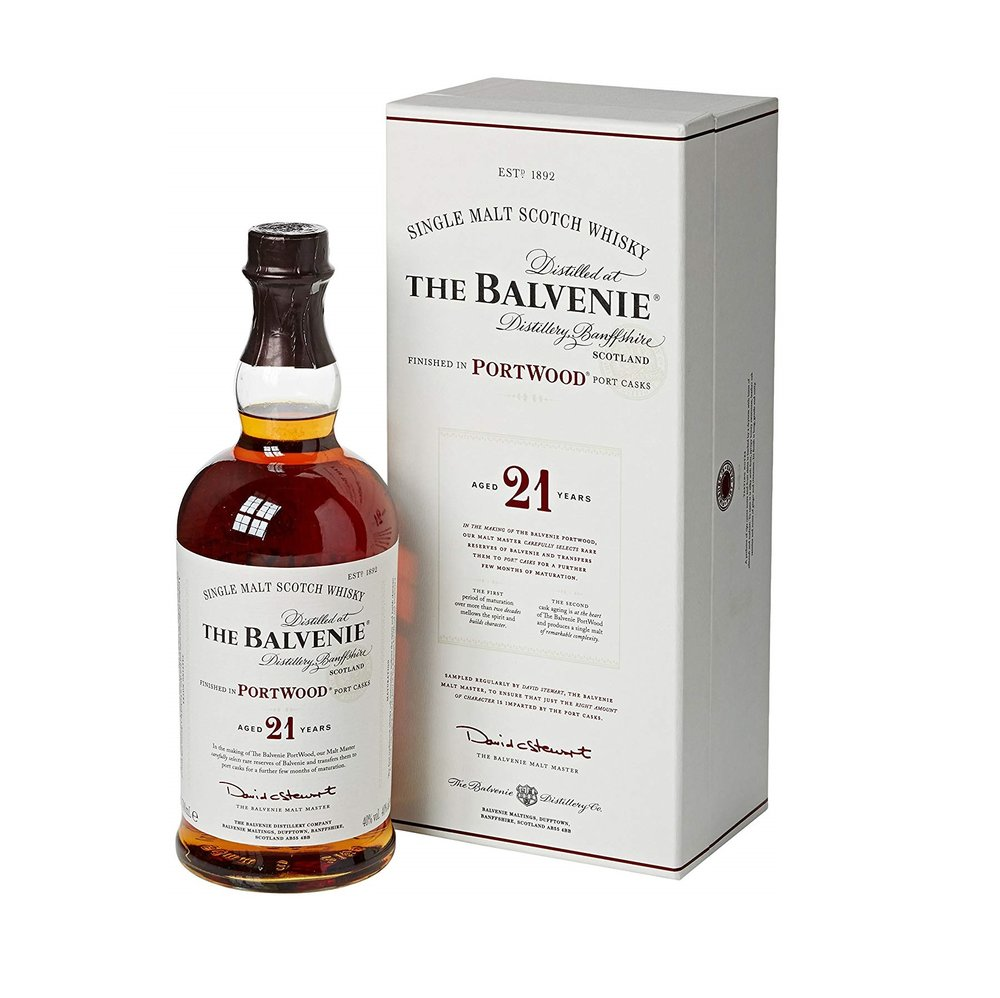 Balvenie Malt 21 Year Old Portwood Single Malt Whisky.jpg