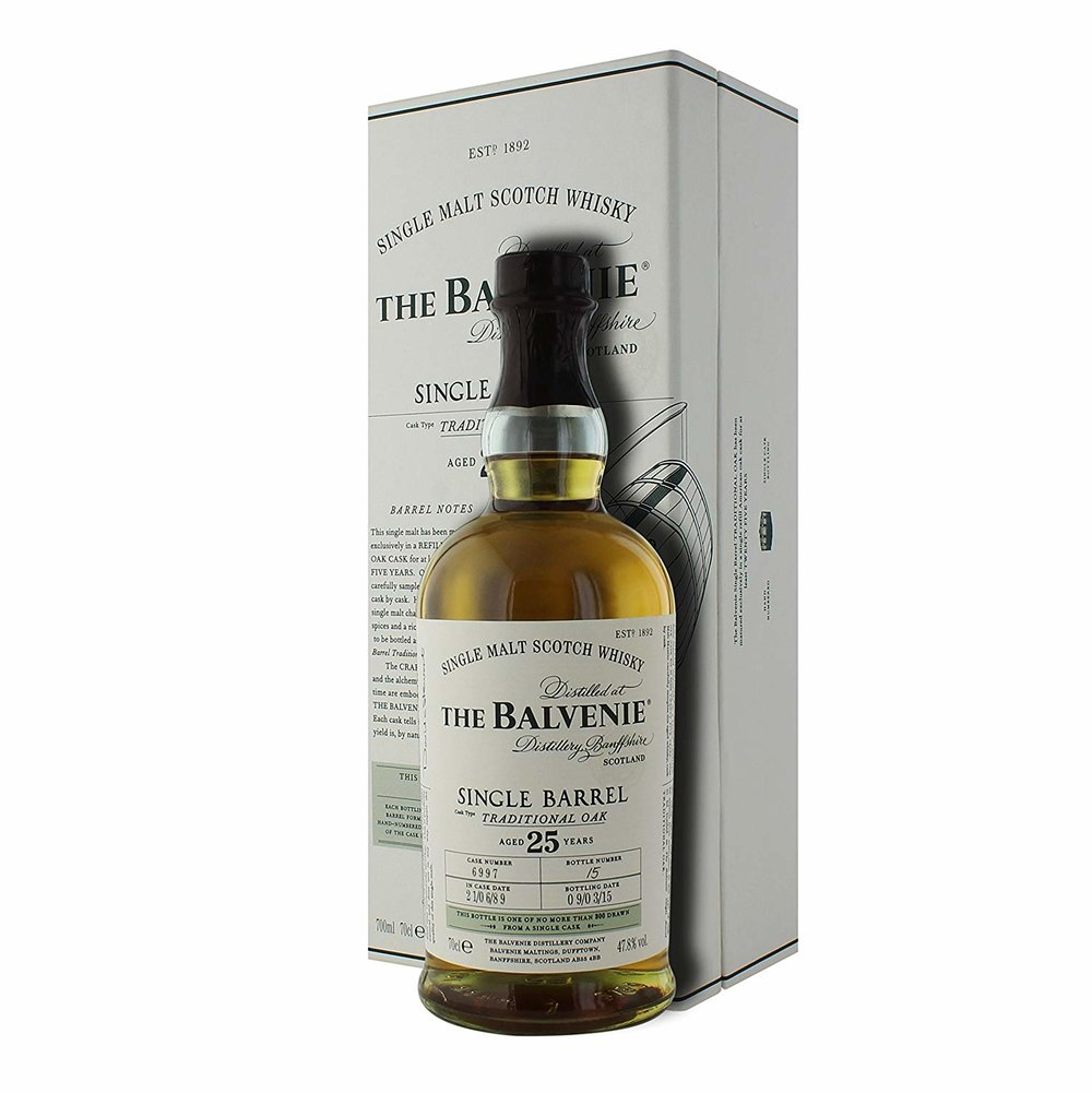 Balvenie 25 Year Old Single Barrel Whisky.jpg