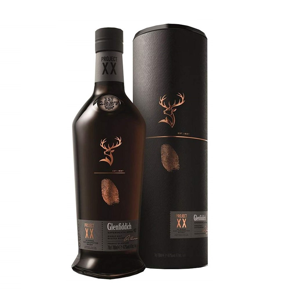 Glenfiddich Single Malt Scotch Whisky Experimental Series Project XX.jpg