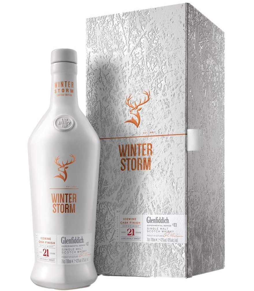 Glenfiddich Experimental Series - Winter Storm Single Malt Whisky.jpg