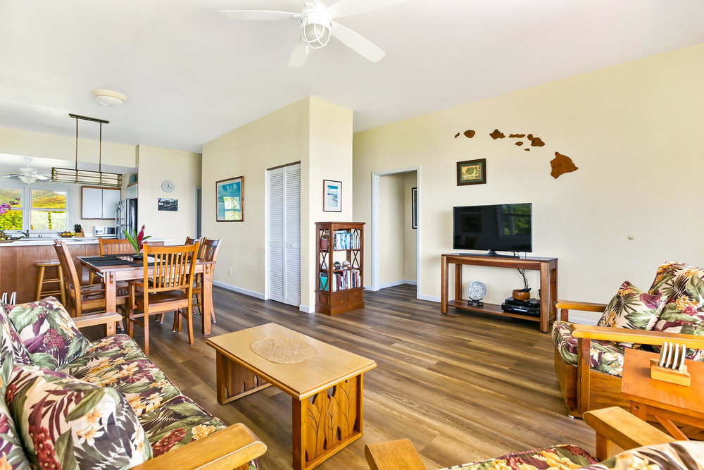 Gillin Beach House. Your Remote Hideaway On The Sunny, South Shoreline Of  Pou0027ipu, ...