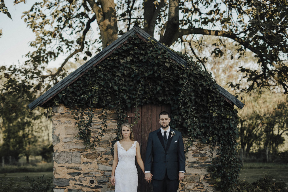 Dulany's Overlook  - Through and through this venue is beautiful! It stands out because it has gorgeous on-site getting ready rooms, great outdoor ceremony options and a super cool barn to party all night long! There are endless photo opportunities here too!