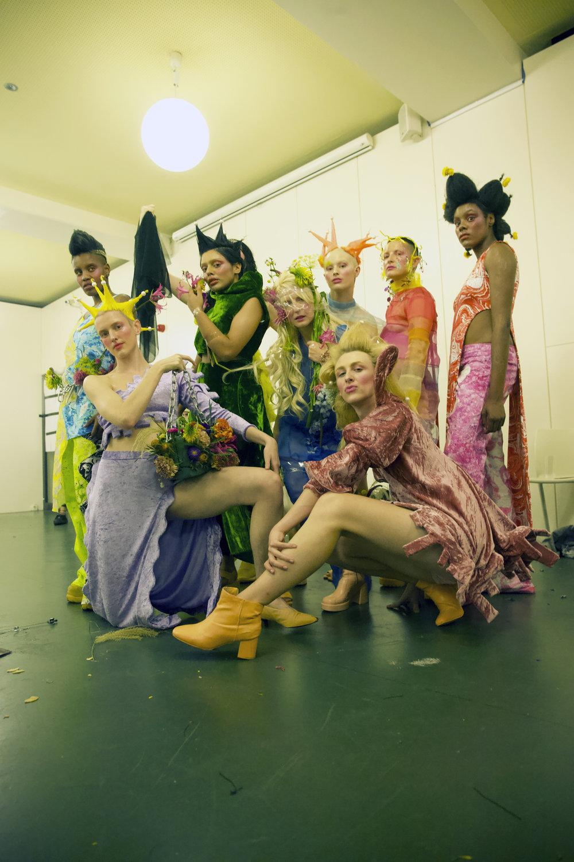 London Queer Fashion Show V&A Livia Rita Designer