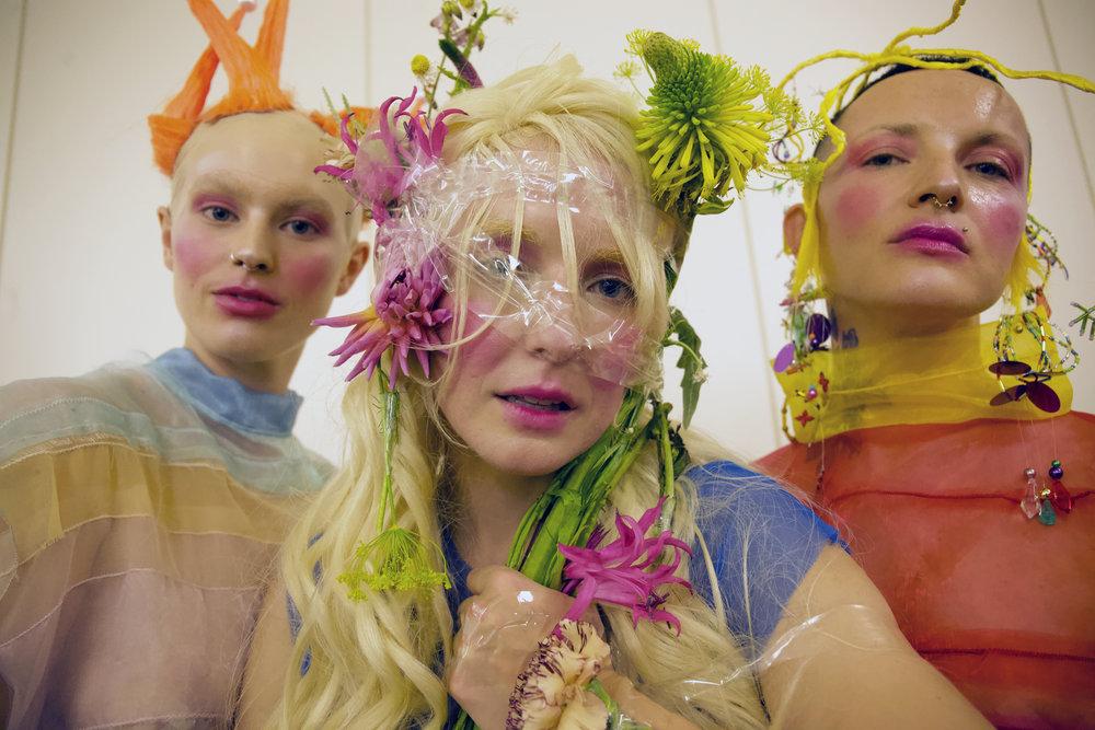 London Queer Fashion Show V&A Livia Rita Designer Avantgarde artfashion Liviarita art Fashion new fashion swiss designer London Zurich artist