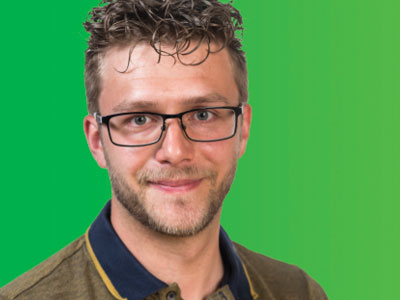Shane Van HoofPlaats 6 -