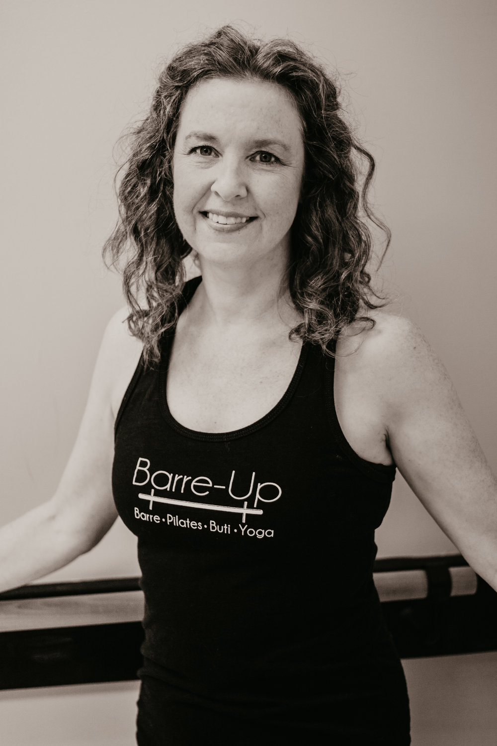 Orla S. - Orla teaches barre and deep tissue therapy ball massage at Barre Up. She loves the precisely focused movements and mind-body connection of these practices, and how doing them diligently over time — with ever improved form and technique — only makes them more challenging and transformational.In addition to barre and therapy ball massage, she is certified in kundalini yoga and Yoga Tune Up (RYT-300+), Power Pilates Mat I & II, and Little Guru children's yoga. She also keeps active by dancing Argentine tango, swing, salsa and more.