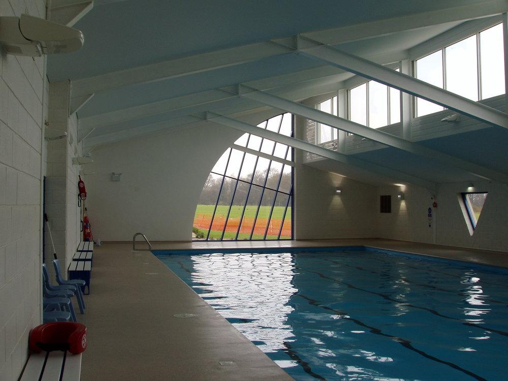 Highfield School Swimming Pool, Liphook