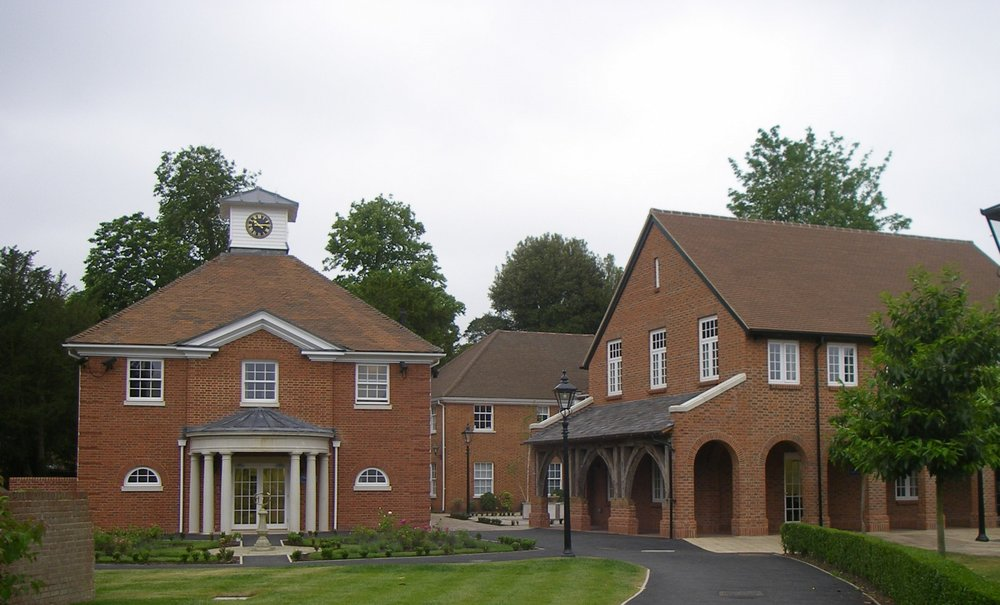 Upper School and Coach House Annex