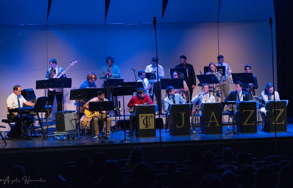 TJC Jazz Concert