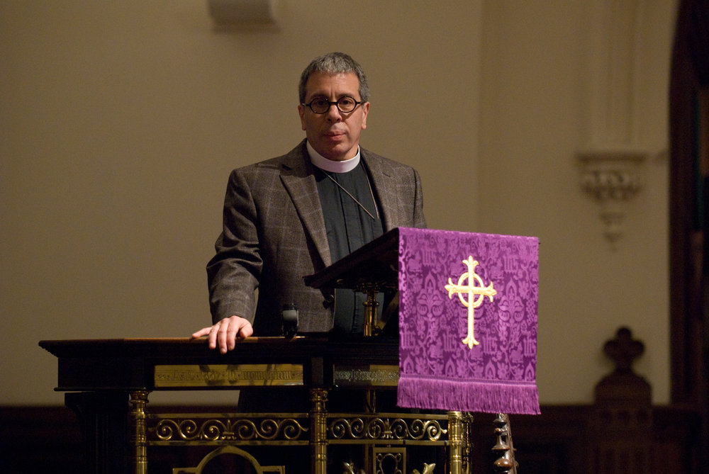 Reverend Peter D. D'Angio