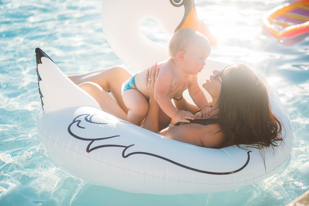 Bloomington villas pool