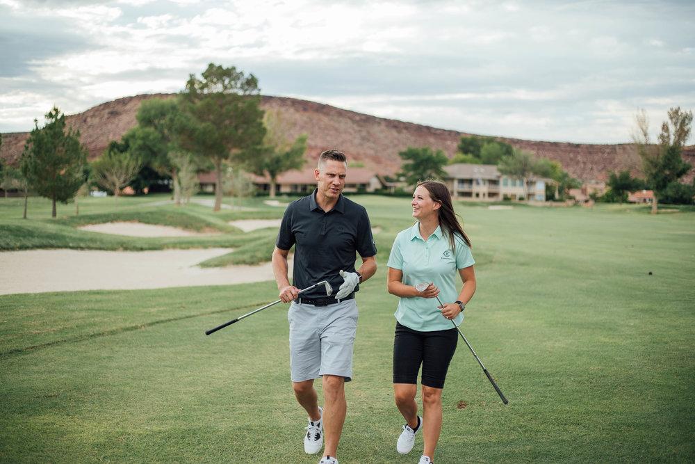 Bloomington villas golf