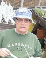 Bruce Forrest - Bruce completed the Master Gardener Course in 1999, and completed requirements for the Advanced Master Gardener Certification in 2000.   He served as Volunteer Coordinator of the Taylor Goodwill Garden from 2002 until 2012.  During those years he spent five in the Wayne County Extension Diagnostics Program, coordinated the Master Gardener Greenhouse for 3 years, and is a Past President Emeritus of the Master Gardeners of Western Wayne County  During 2013 he will serve as co-chair of the Master Gardener Greenhouse with special emphasis on germinating selected  heirloom vegetables for seed saving.