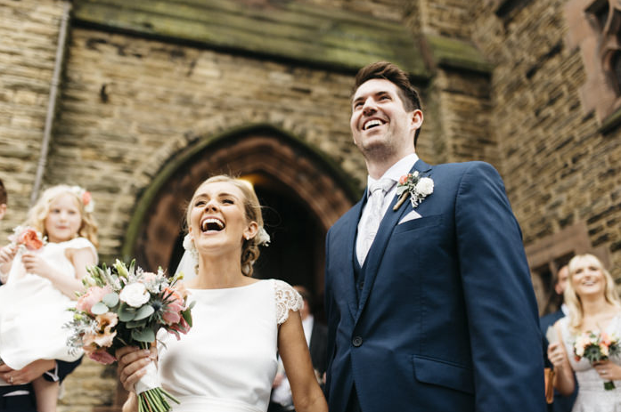 a fab family wedding -
