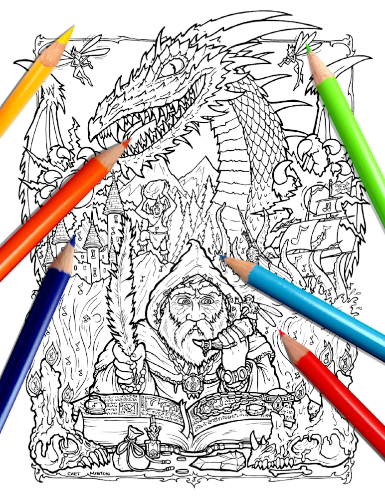 Dragon Album Coloring Page Post.jpg