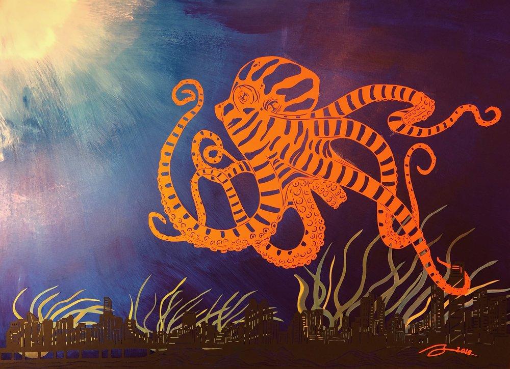 Kraken of Panama City