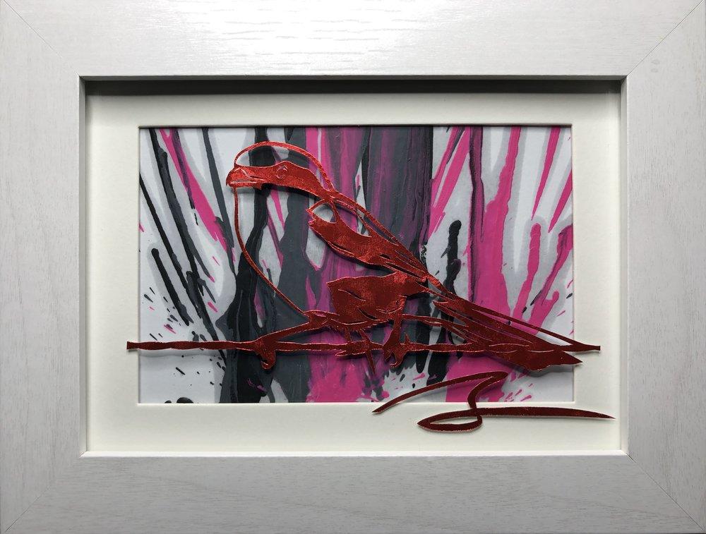 Red Shrike
