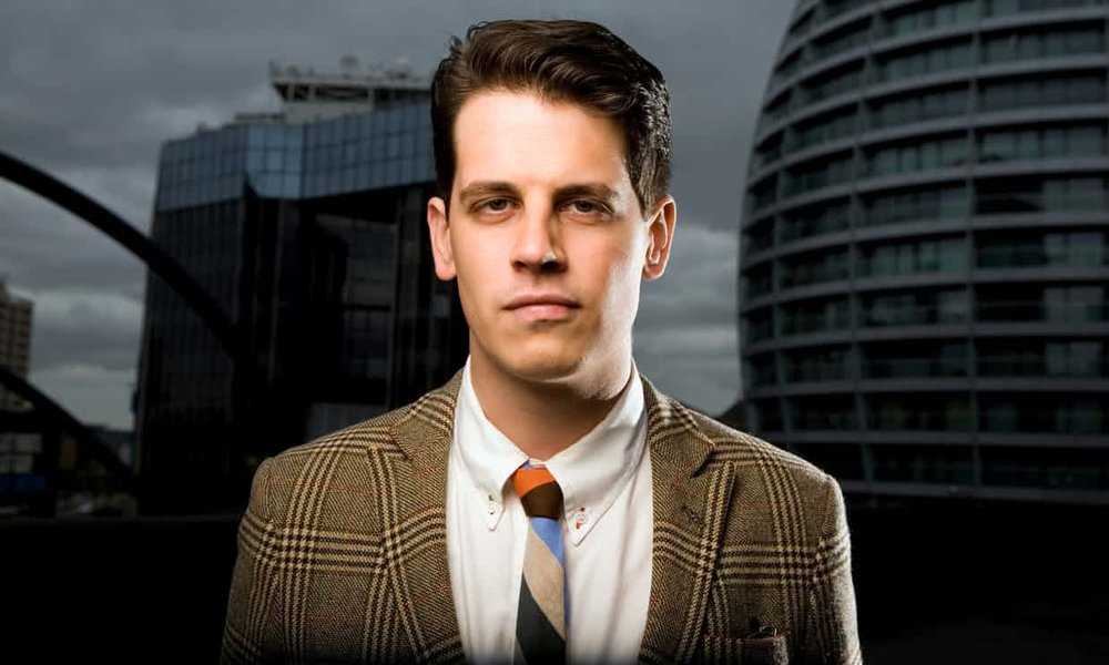 The free speech paradox of Milo Yiannopolous - The Guardian