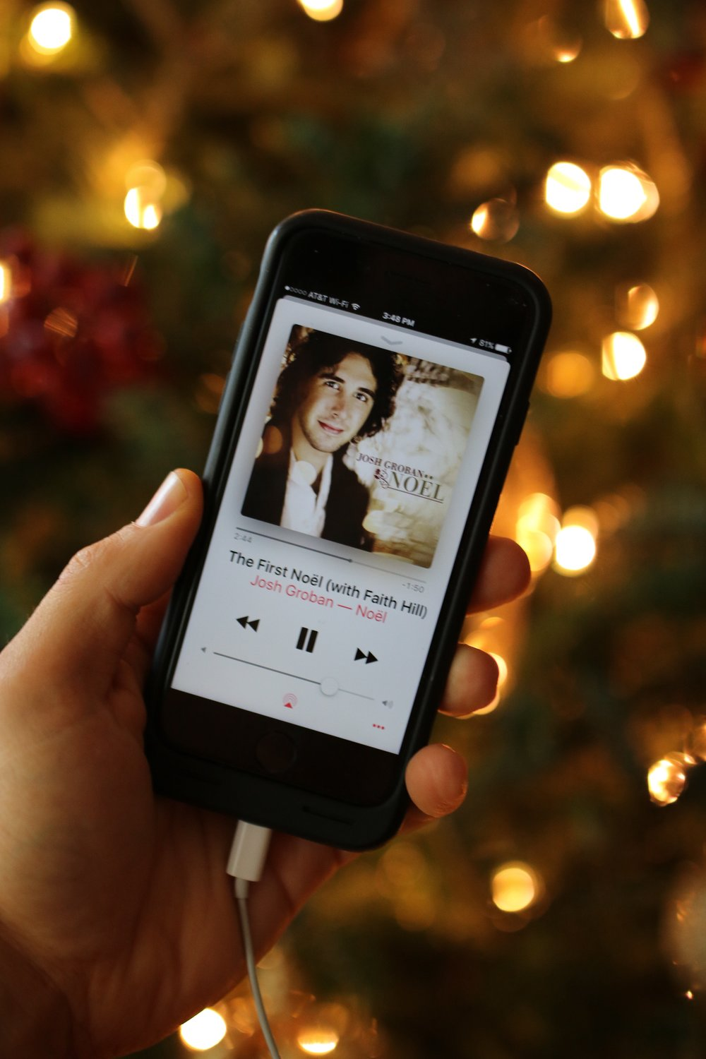 Christmas Playlist — Talking with Tommy