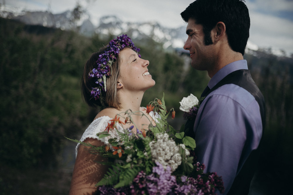 Wedding Photographer, Seward, Alaska