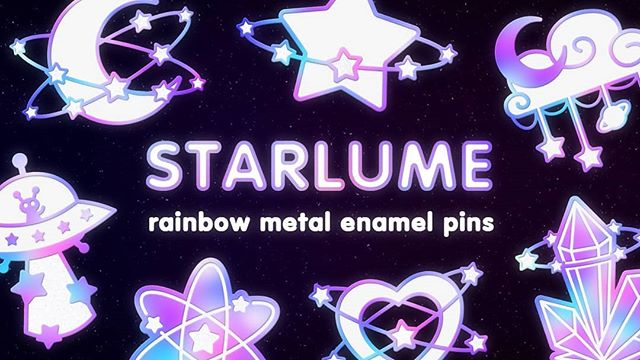 🛸🌠 PRE-ORDERS CLOSE IN 9 DAYS! Friendly reminder that prices are lower during pre-orders than they will be in my store later! Plus, you'd be getting some extra goodies with your package, like stickers! 🌙 Visit moonlume.com for more info! 🚀🌟✨ + #aesthetic #witch #moon #kawaii #enamelpins #enamelpin #cuteaccessories #alien #kawaiiaesthetic #kawaiiart #kawaiifashion #aestheticoutfit #witchy #dreamy #crystal #crystals #pinoftheday #galaxyart #space #spaceart