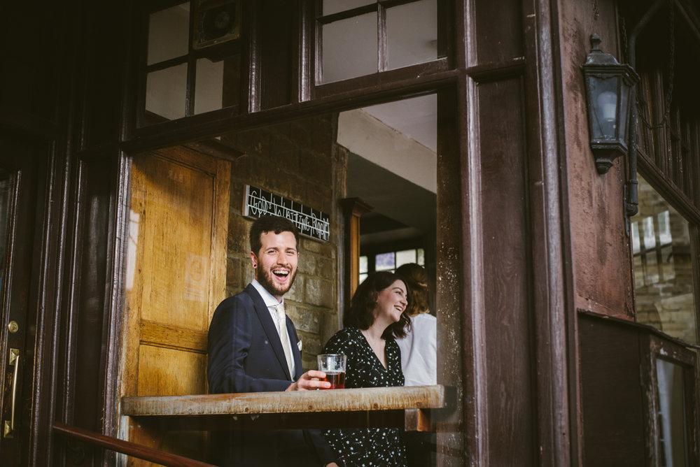 1_Lisa & Christy Malmesbury Wiltshire Documentary Wedding Photographer-104.jpg