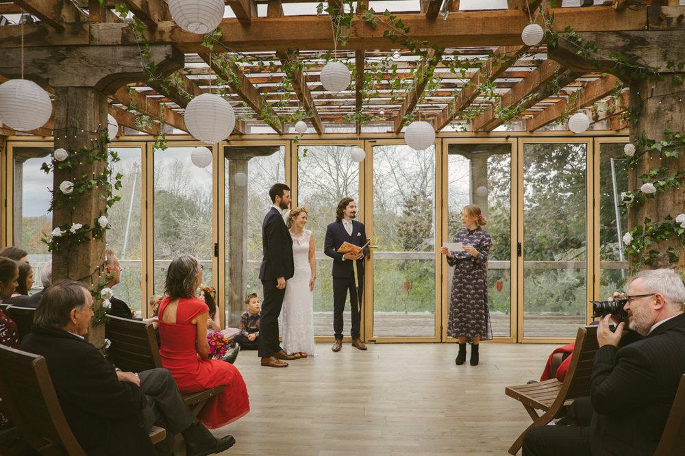 2_Lisa & Christy Abbey House Gardens Wiltshire Documentary Wedding Photographer-247.jpg