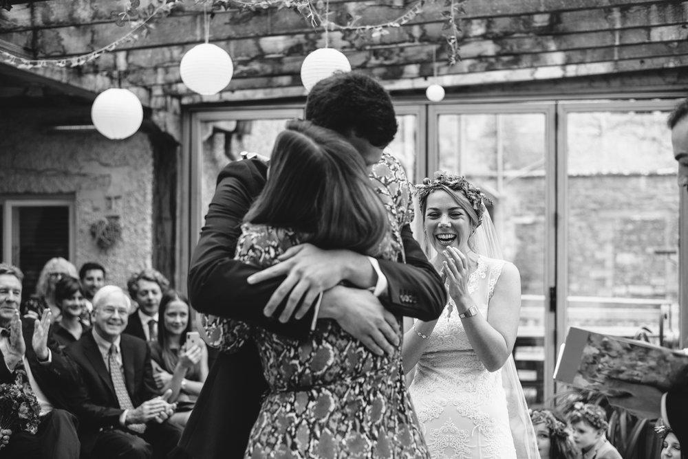 2_Lisa & Christy Abbey House Gardens Wiltshire Documentary Wedding Photographer-284.jpg