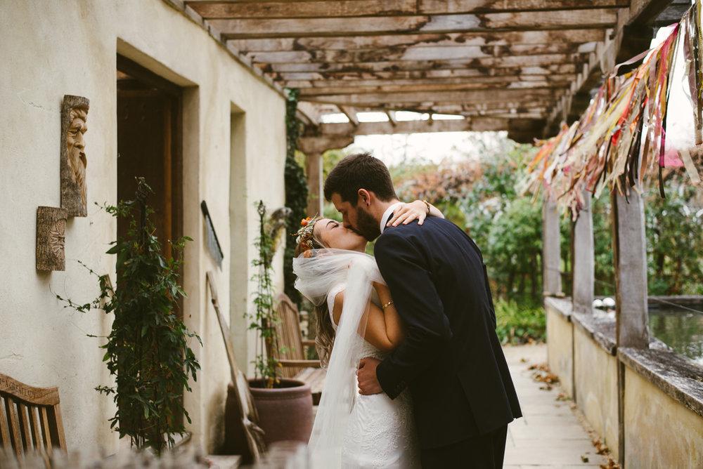 2_Lisa & Christy Abbey House Gardens Wiltshire Documentary Wedding Photographer-321.jpg