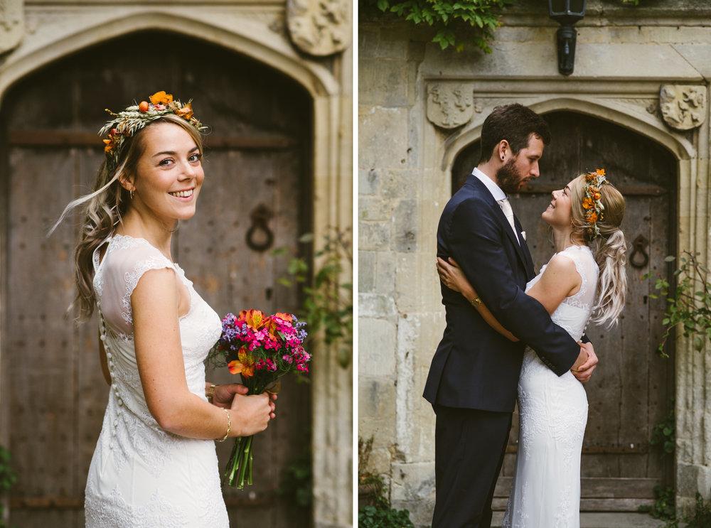 2_Lisa & Christy Abbey House Gardens Wiltshire Documentary Wedding Photographer-407.jpg