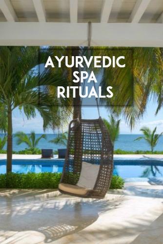 Ayurvedic Spa Rituals