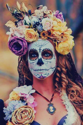 Day of the Dead Retreat | Oct 31 - Nov 3  A Wellness Retreat (Featured Guests)