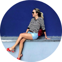 GRACE ATWOOD  The Stripe Blog  107k Instagram