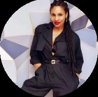 CHENOA MAXWELL  Coach & Actress  32k Instagram