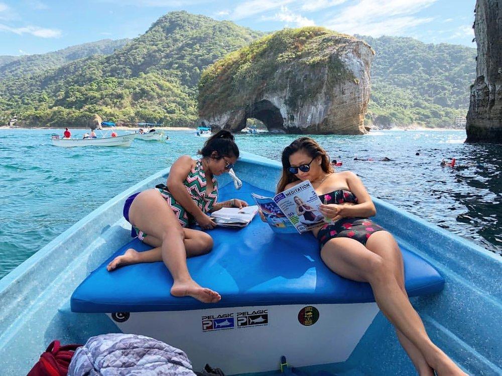 Copy of Boat ride to Los Arcos