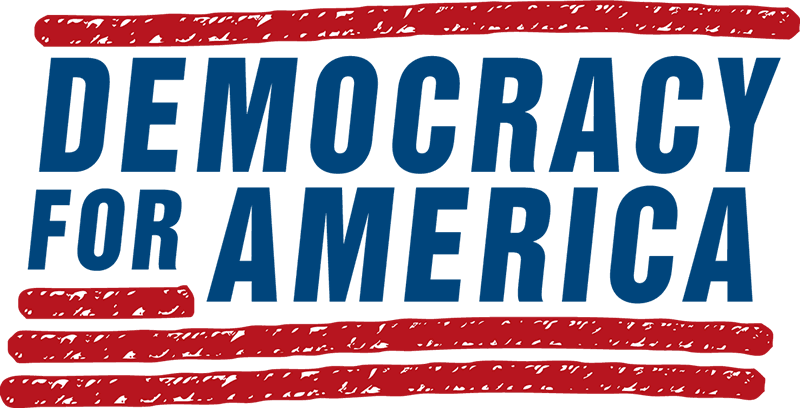 Democracy for America - To read the full endorsement, click here!