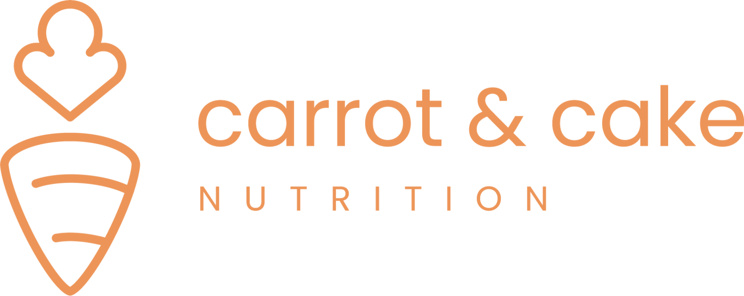 Carrot and Cake Nutrition